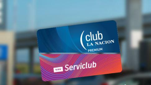 tarjeta ypf serviclub
